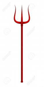 13394068-Devil-s-trident-Stock-Vector-pitchfork